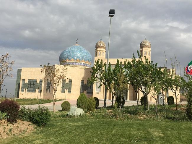 ساخت گنبد کاشی در تهران