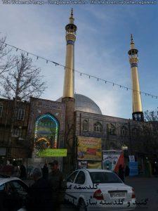 قیمت گلدسته فلزی مسجد