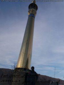 گلدسته مصلی استهبان شیراز