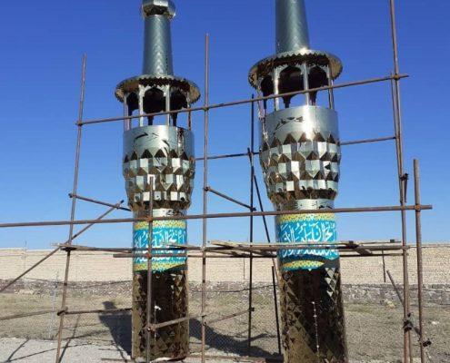 گلدسته سازی در زنجان