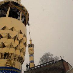 گلدسته سازی در تهران