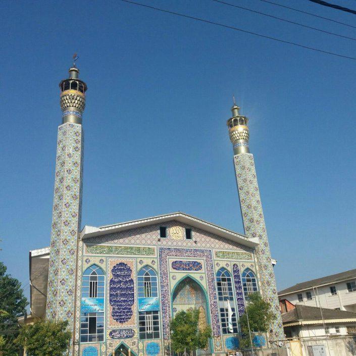 محراب در مساجد
